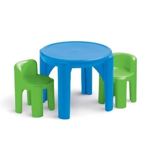 Купить Столик с двумя стульями Little Tikes в интернет магазине игрушек и детских товаров