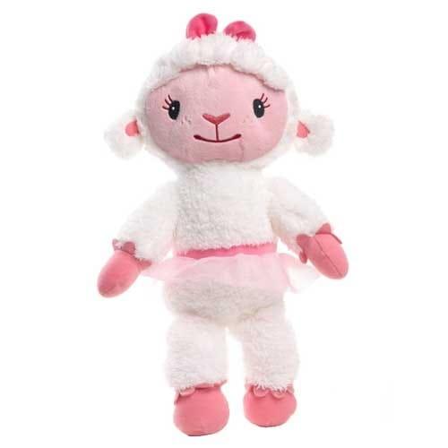 Купить Плюшевая овечка Doctor Plusheva Доктор Плюшева Лэмми 30 см в интернет магазине игрушек и детских товаров