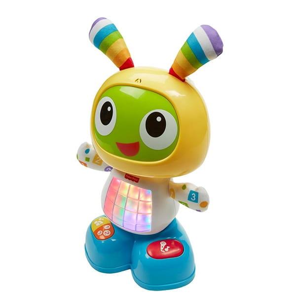 Обучающий робот FISHER PRICE Бибо (Mattel) - Обучающие интерактивные игрушки