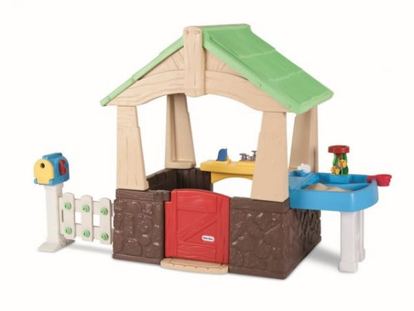 Игровой домик Little Tikes с песочницей