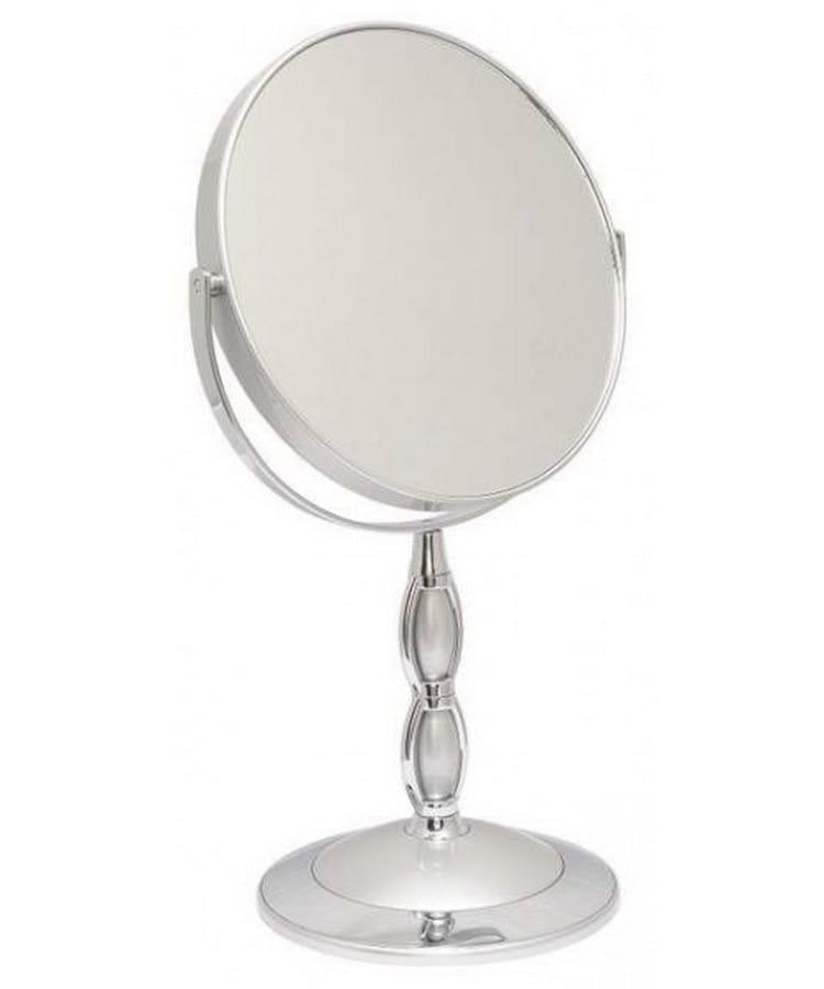 Косметическое зеркало WEISEN 53273 Silver - Косметические зеркала