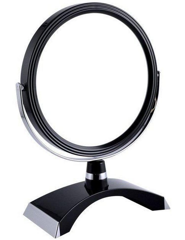 Косметическое зеркало WEISEN 53263 Black - Косметические зеркала