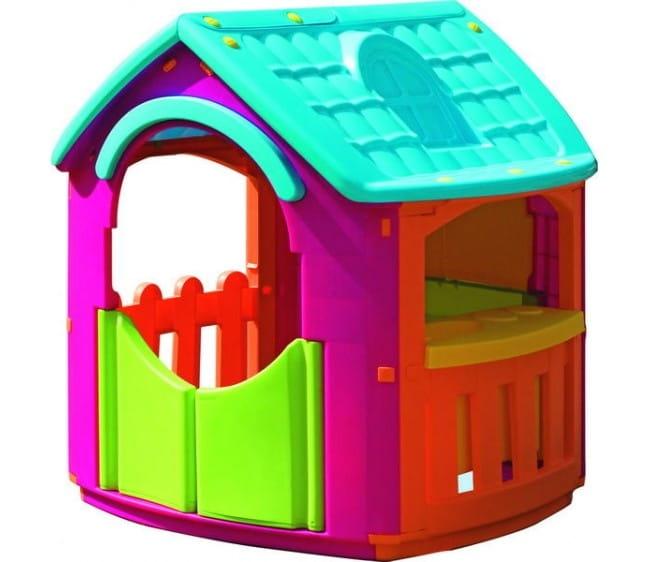 Игровой домик PALPLAY Кухня  голубой, зеленый, красный (Marian Plast) - Игровые домики и палатки