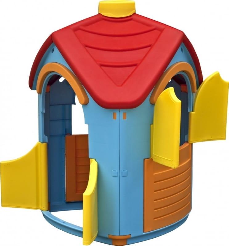 Игровой домик разборный PALPLAY со светом и звуком (Marian Plast) - Игровые домики и палатки