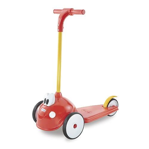 Купить Детский Самокат Little Tikes красный в интернет магазине игрушек и детских товаров