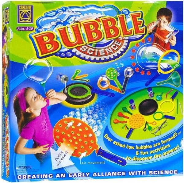 Купить Набор Creative Секреты мыльных пузырей в интернет магазине игрушек и детских товаров