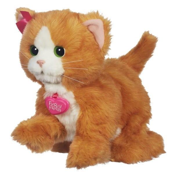 Игривый котенок Дэйзи (Daisy) FurReal Friends (Hasbro)