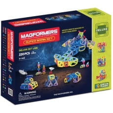 Фото Конструктор Magformers Super Brain Set (220 деталей)