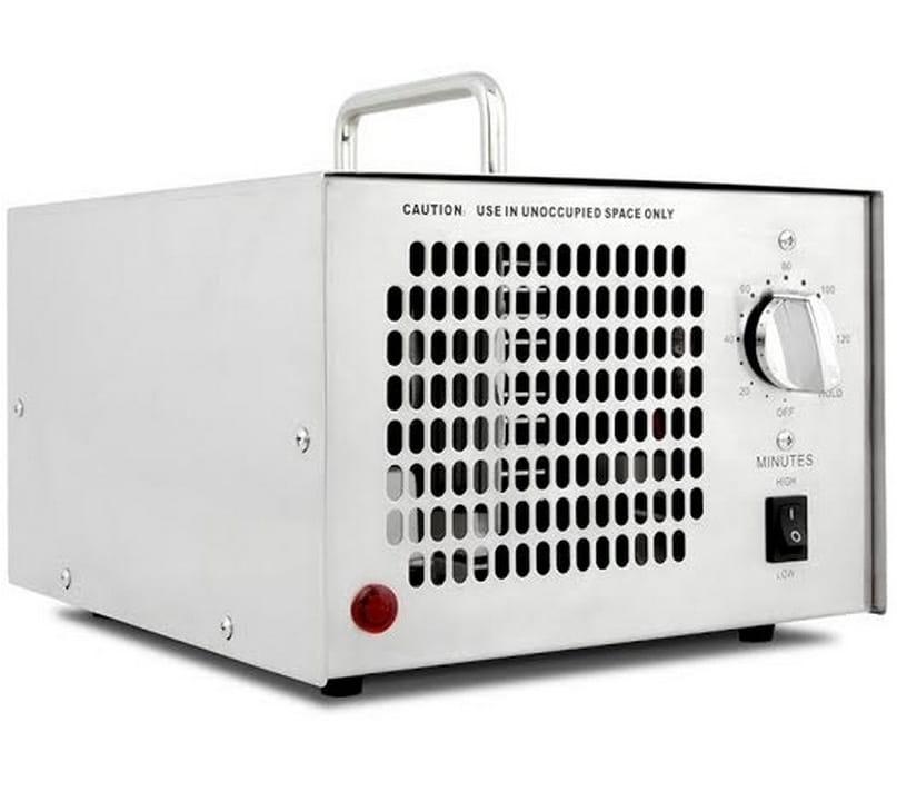 Ионизатор воздуха ACTIVTEK Ozone Blaster 2 - Чистый воздух