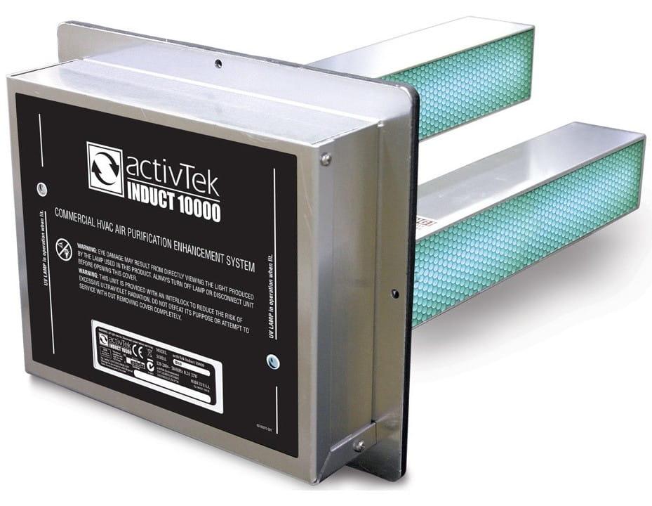 Воздухоочиститель ACTIVTEK Induct 10000 - Чистый воздух