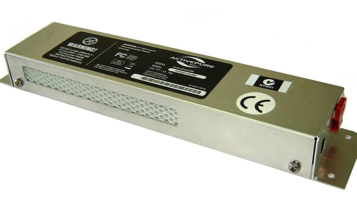 Воздухоочиститель ACTIVTEK Induct 500 - Чистый воздух