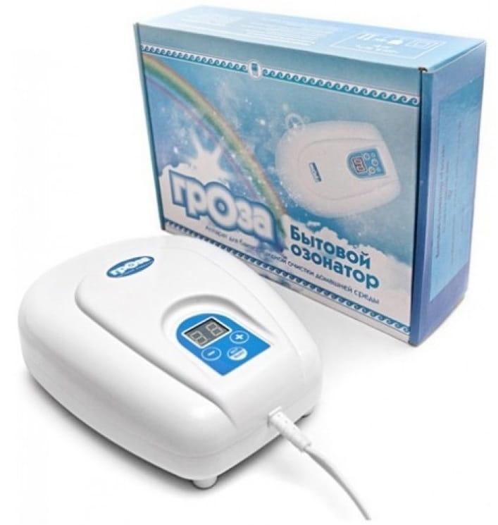 Ионизатор воздуха ЛЯПКО Гроза - Чистый воздух
