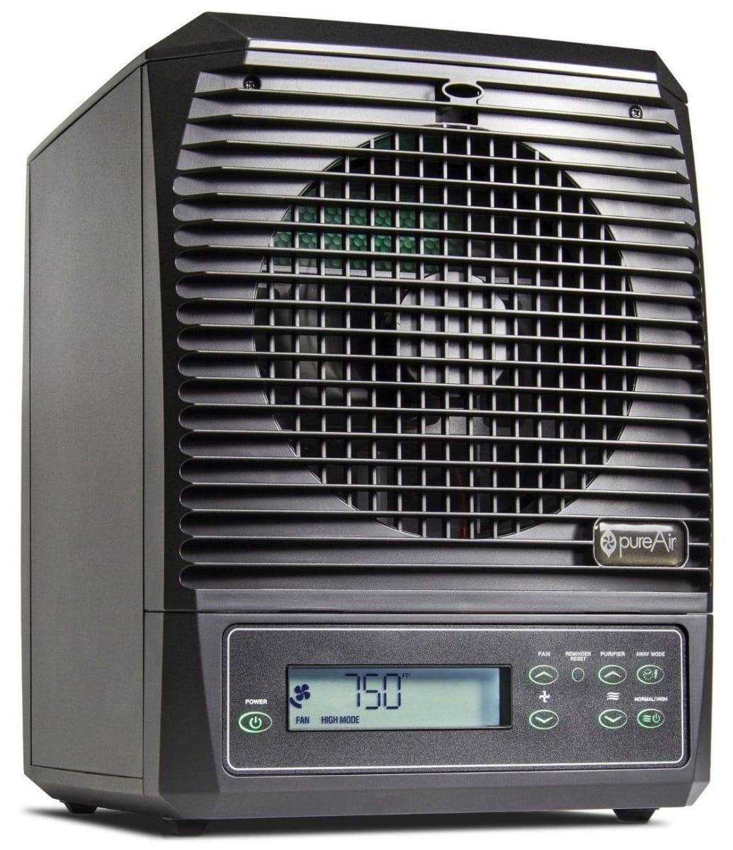 Воздухоочиститель GREENTECH PureAir 3000 - Чистый воздух