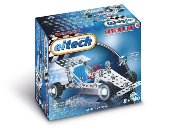 Металлический конструктор EITECH Mobil - Металлические конструкторы
