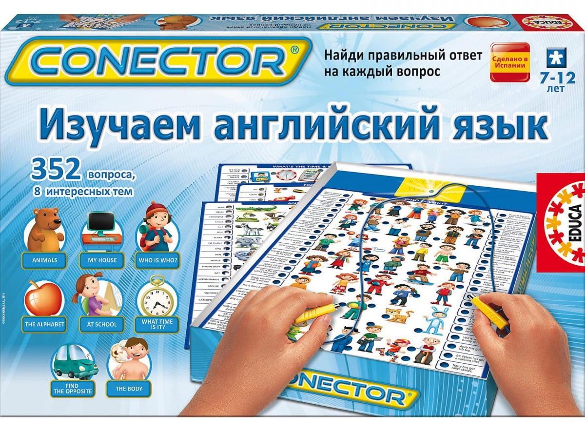 Электровикторина Educa 15460 Изучаем английский язык