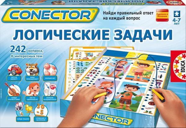 Электровикторина Educa 16123 Логические задачи