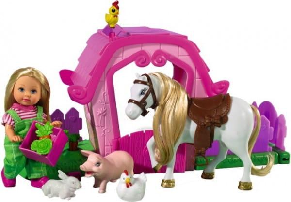 Игровой набор Evi Еви Ферма (Simba)