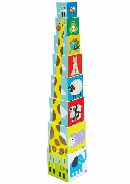 Складные кубики LITTLE HERO - Развивающие центры и игрушки