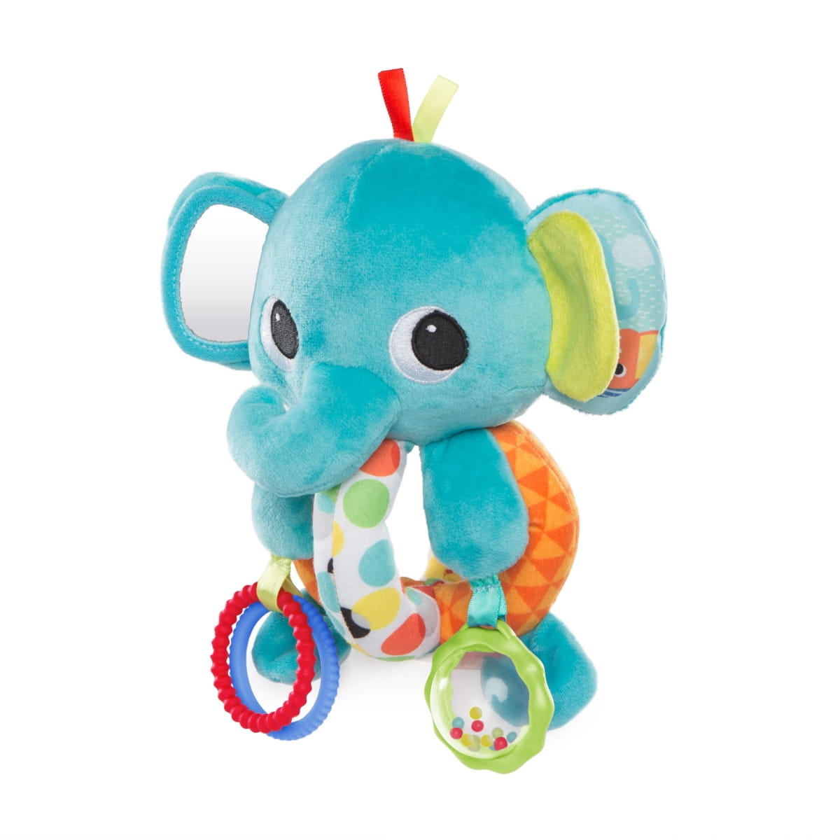 Развивающая игрушка BRIGHT STARTS Ласковый слоненок - Развивающие центры и игрушки