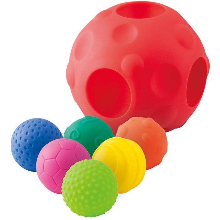 Сортер LITTLE HERO Сенсорный мячик - Развивающие центры и игрушки
