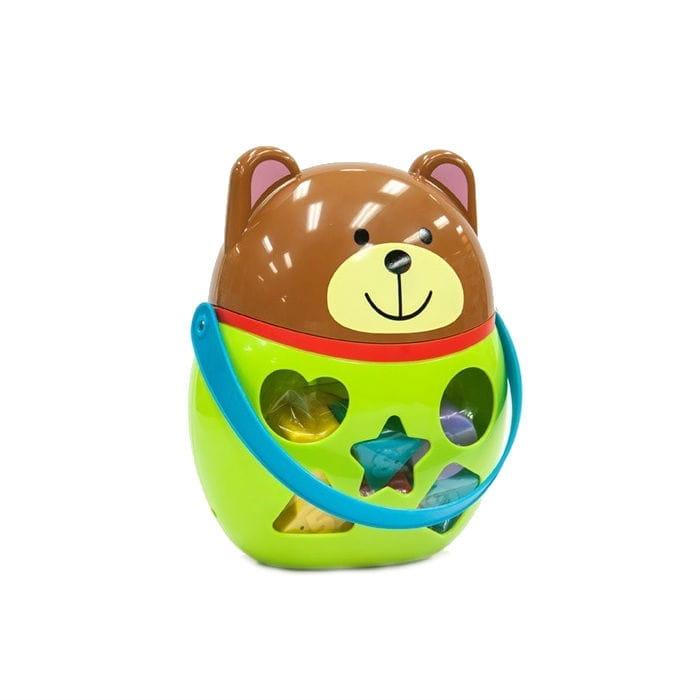 Сортер LITTLE HERO Мишка - Развивающие центры и игрушки