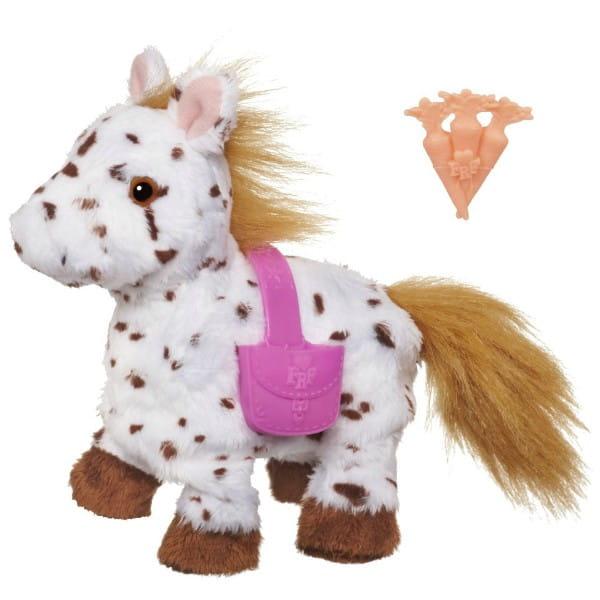 Купить Игрушка Ходячие ласковые зверята FurReal Friends - Пони Sweet Blossom (Hasbro) в интернет магазине игрушек и детских товаров