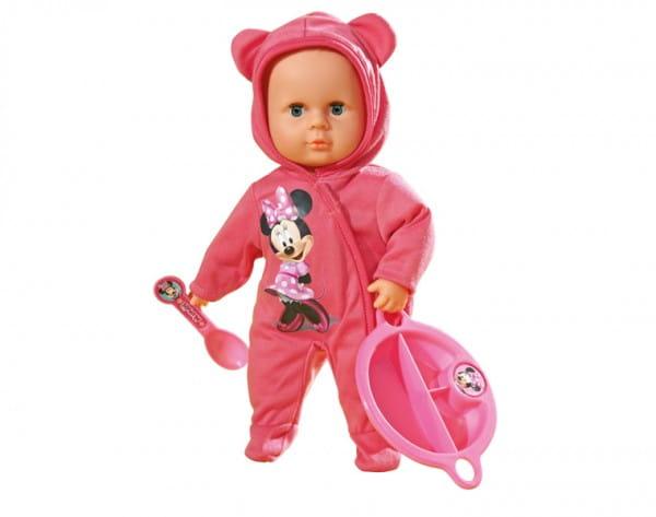 Купить Пупс Simba Minnie Mouse 1 в интернет магазине игрушек и детских товаров