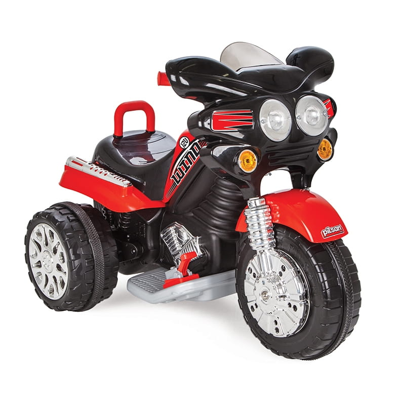 Электромотоцикл PILSAN Poyraz - Электромобили