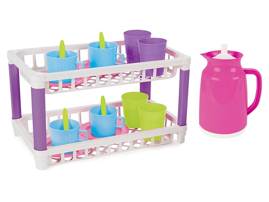 Набор посуды PILSAN Sedolous Kitchen Set - Все для юной хозяйки