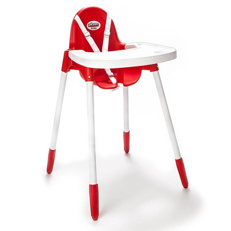 Стульчик для кормления на стальной основе PILSAN Elegance Highchair - Стульчики для кормления