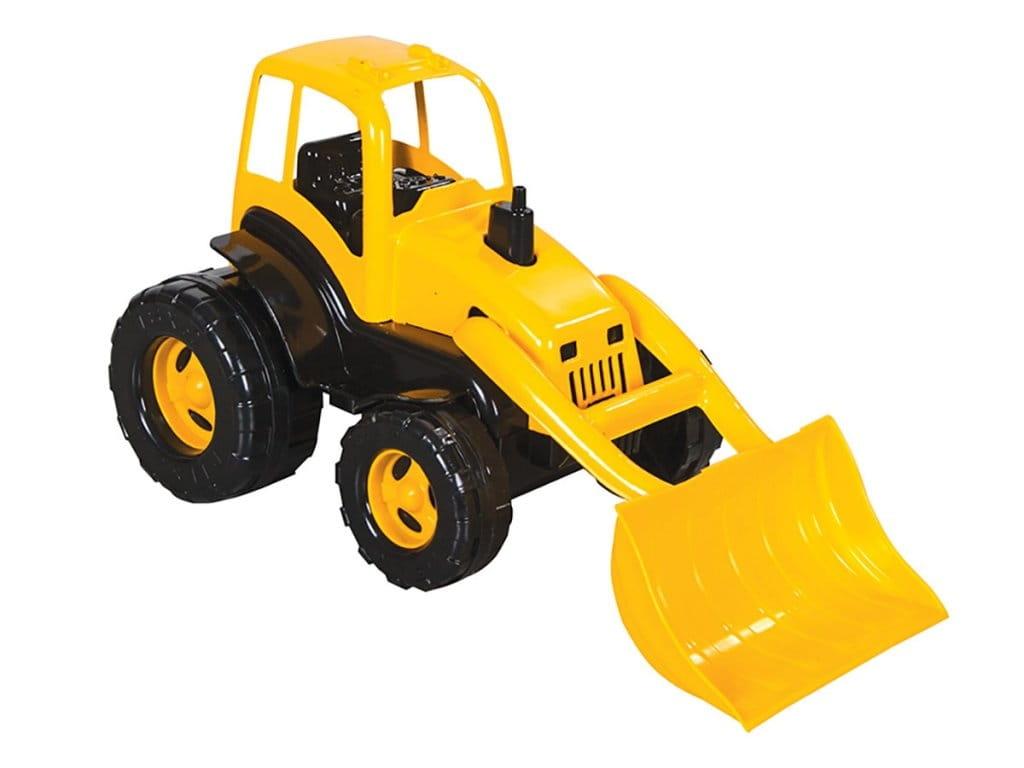 Трактор с ковшом PILSAN Wite Ladle Tractor - Спецтехника
