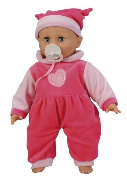 Купить Пупс Simba - плачет без соски 40 см в интернет магазине игрушек и детских товаров