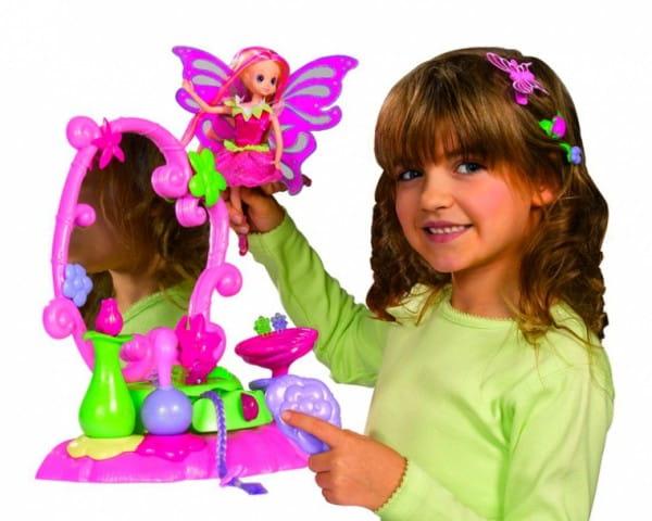 Игровой набор Simba Фея со столиком и украшениями