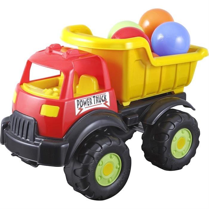 Грузовик PILSAN Truck (5 шаров) - Спецтехника