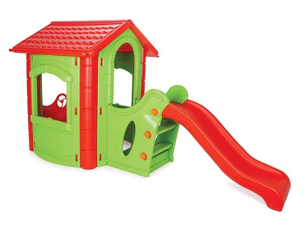 Игровой домик PILSAN Happy House Slide - Игровые домики и палатки