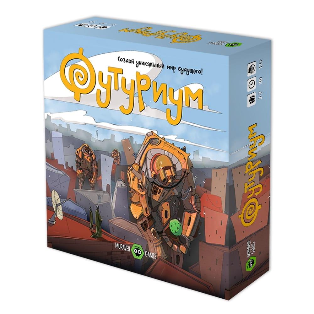 Настольная игра MURAVEY GAMES Футуриум - Логические игры