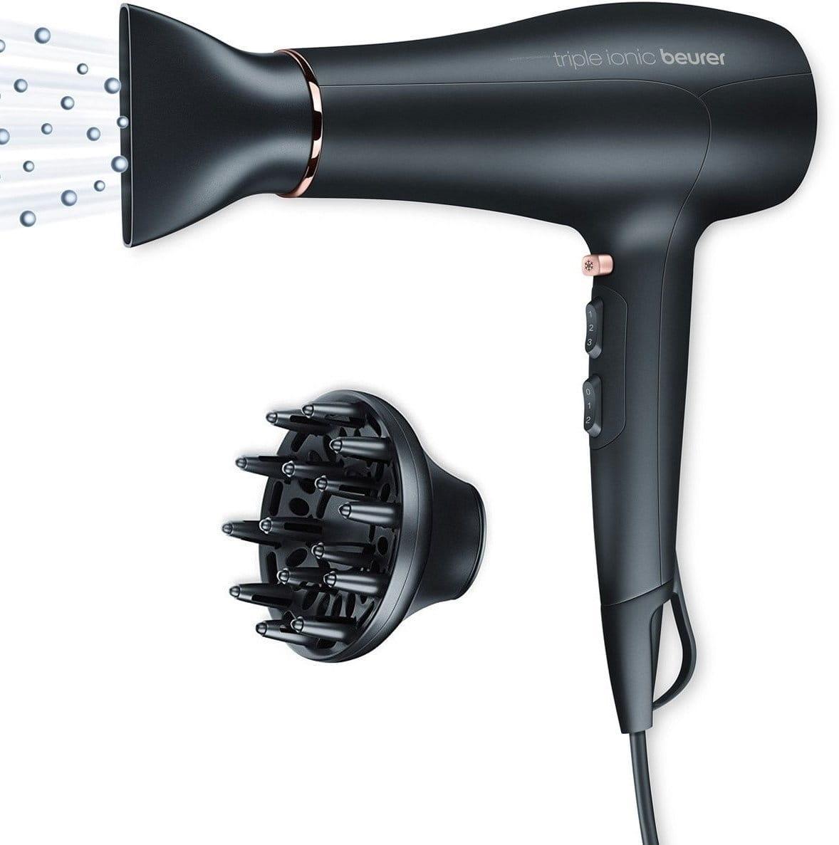 Фен BEURER HC50 - Уход за волосами