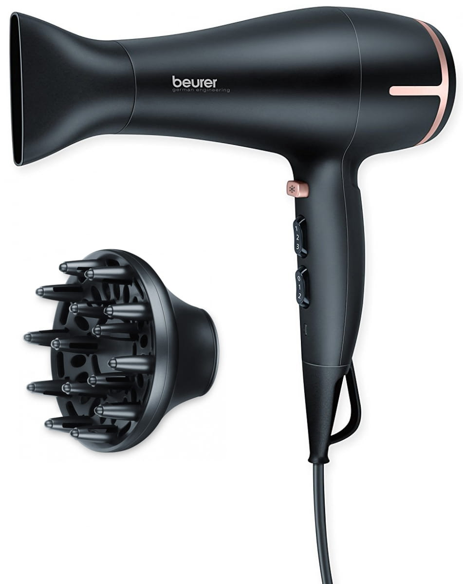 Фен BEURER HC60 - Уход за волосами