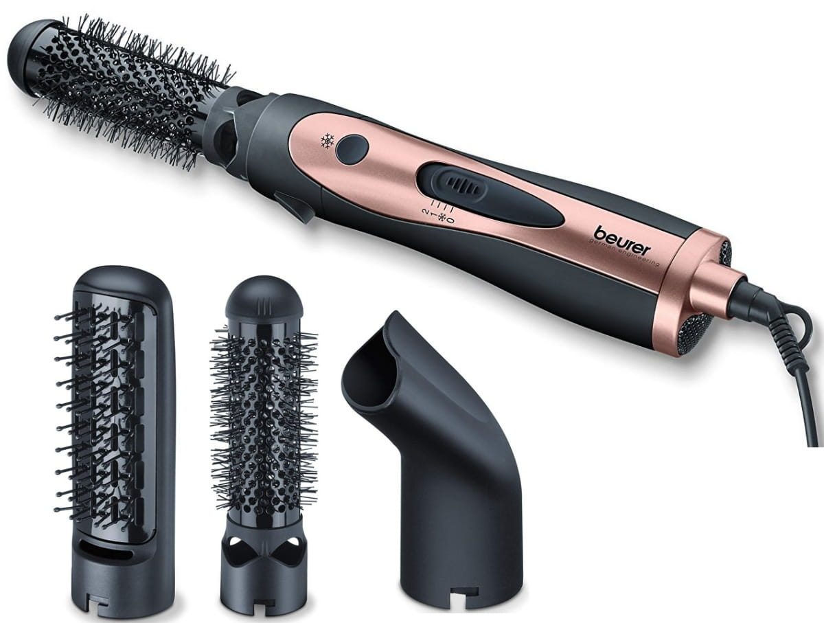 Фен-щетка BEURER HT50 Hot air styler - Уход за волосами