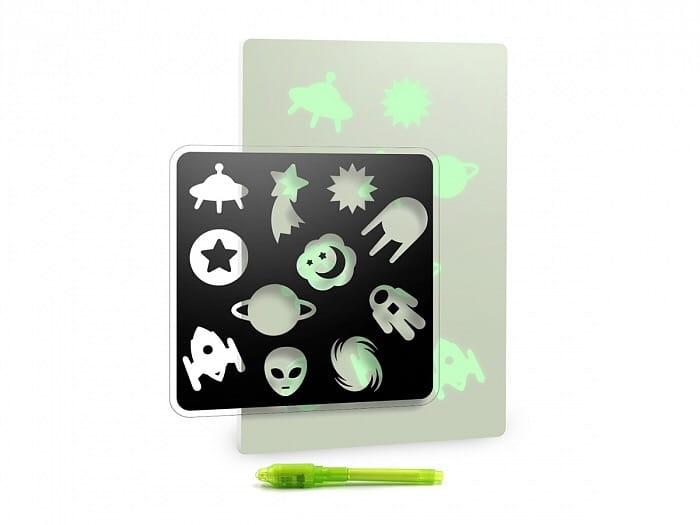 Планшет для рисования светом НАЗАД К ИСТОКАМ Лайтборд мини - Наборы для творчества