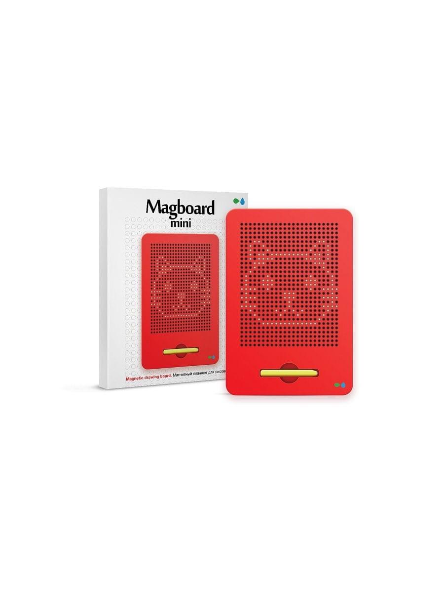 Планшет для рисования магнитами НАЗАД К ИСТОКАМ Магборд мини - Наборы для творчества