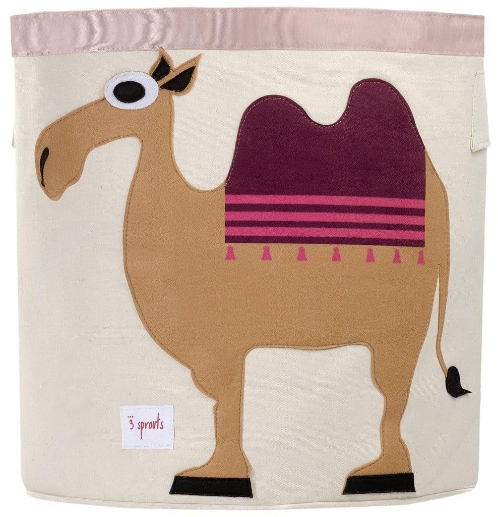 Корзина для игрушек 3 SPROUTS Песочный верблюд Sand Camel - Детская мебель