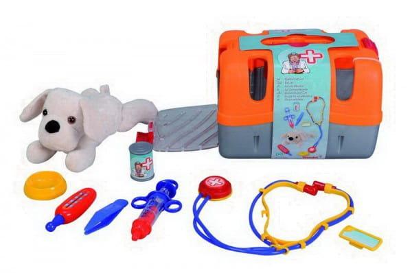 Купить Набор ветеринара Simba (с собакой) в интернет магазине игрушек и детских товаров