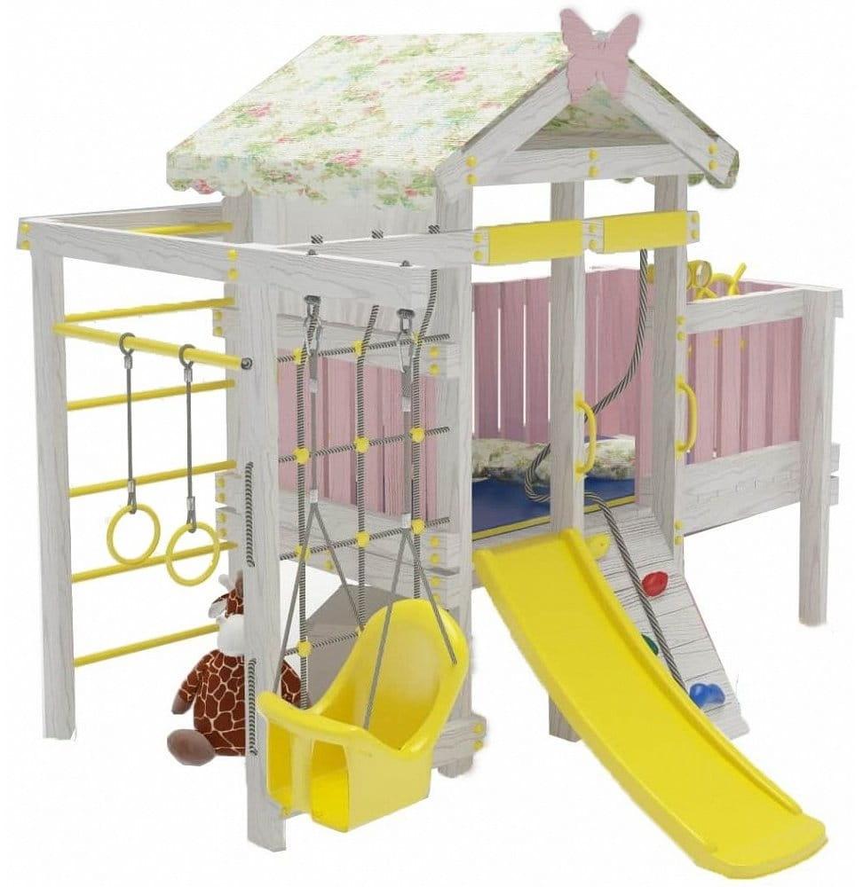 Игровой комплекс-кровать HOTENOK 10 в 1 - Детская мебель