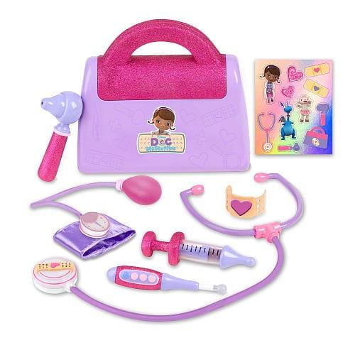 Купить Игровой набор Doctor Plusheva Доктор Плюшева Чемоданчик доктора 2 в интернет магазине игрушек и детских товаров