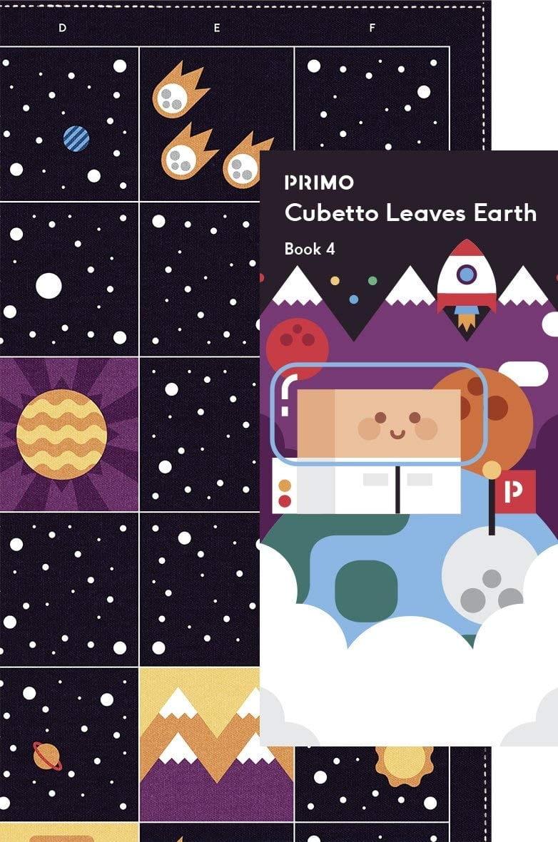Карта для путешествий PRIMO TOYS Космос Space - Развивающие игры