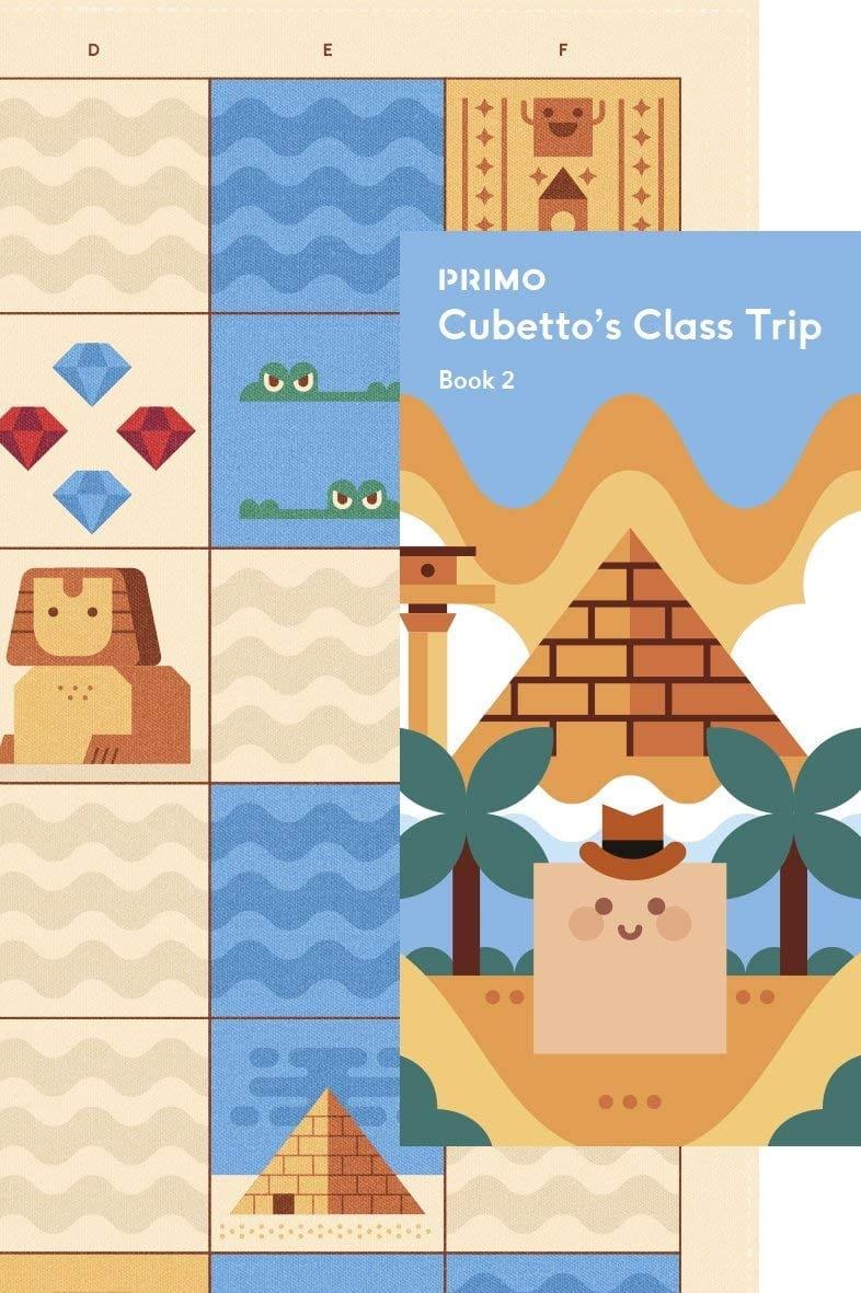Карта для путешествий PRIMO TOYS Египет Egypt - Развивающие игры