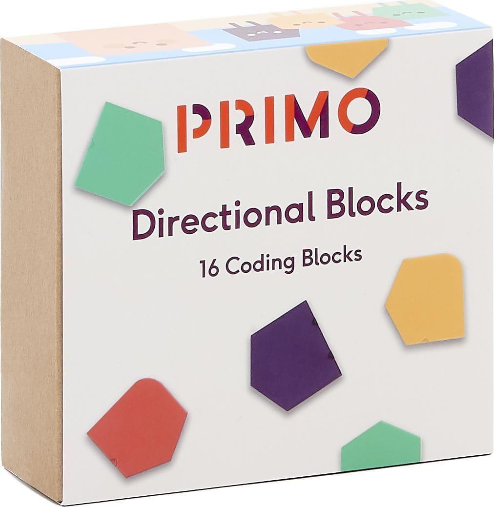 Набор блоков направления PRIMO TOYS  16 штук - Развивающие игры