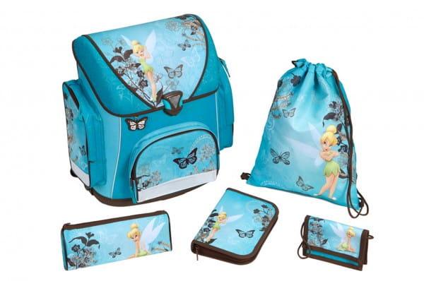 Ранец (рюкзак) с наполнением Scooli Fairies