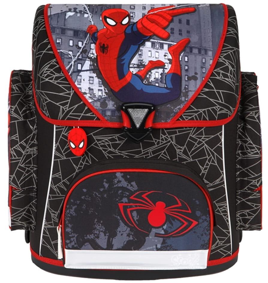 Ранец (рюкзак) Scooli SP13823 Spider-Man Человек-Паук